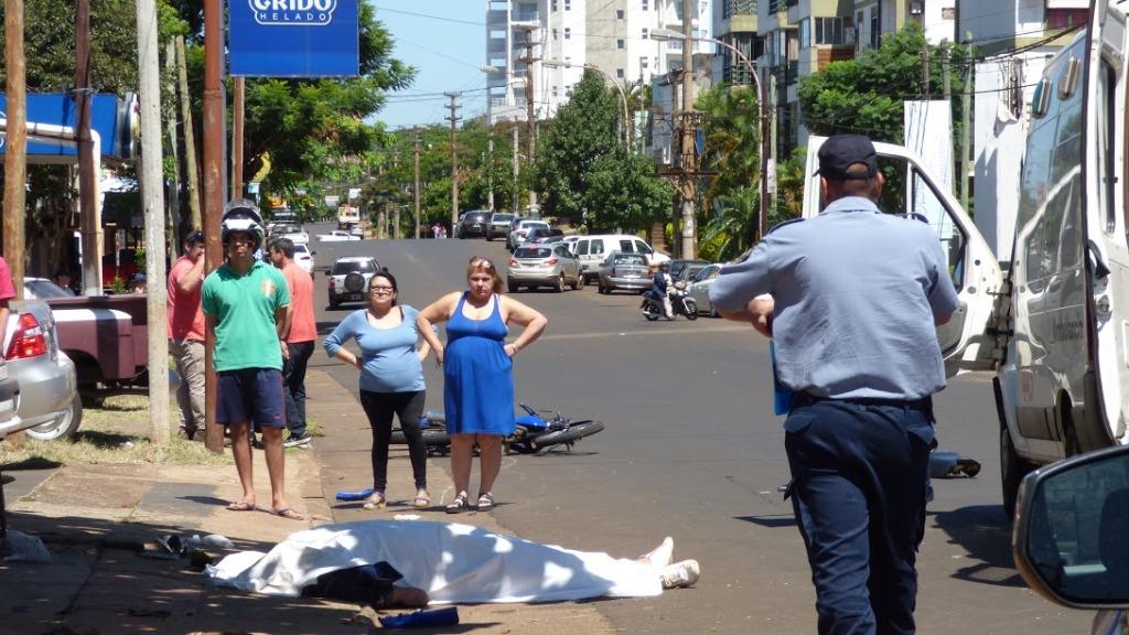 Dos personas murieron en un accidente fatal que ocurrió en Posadas