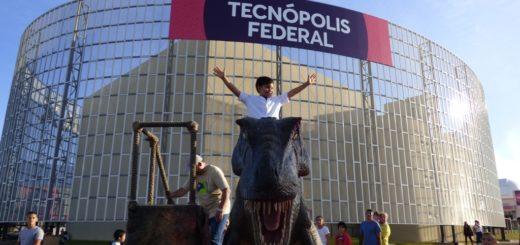 Así vivieron miles de chicos y familias el primer día de Tecnópolis en Misiones