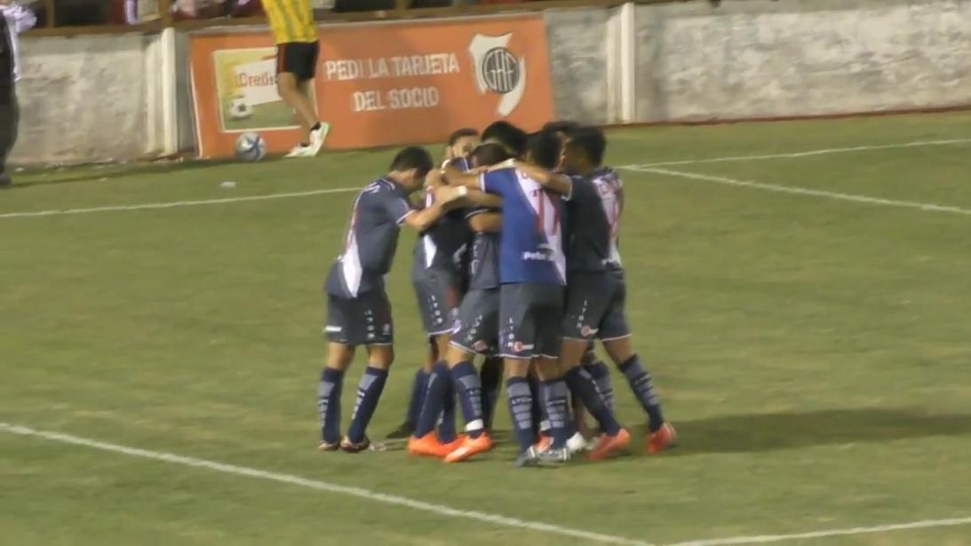 Vea los goles del empate entre Guaraní y Gimnasia de Concepción del Uruguay