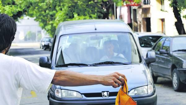 """Detuvieron a supuesto """"trapito"""" que intimidaba a automovilistas en Posadas"""