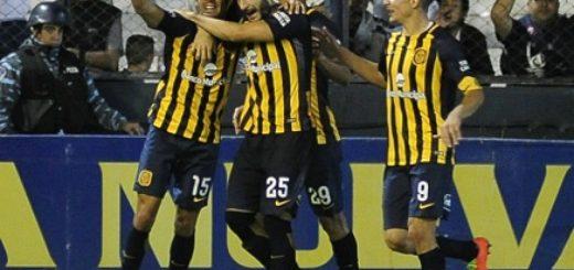 Vea el gol del agónico triunfo de Rosario Central ante Quilmes