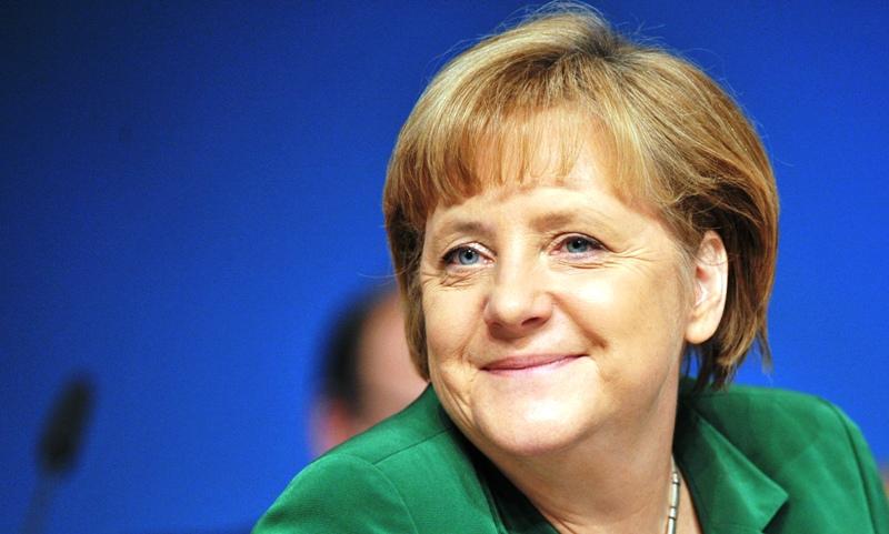 Merkel se impone en el primer test electoral de un año clave
