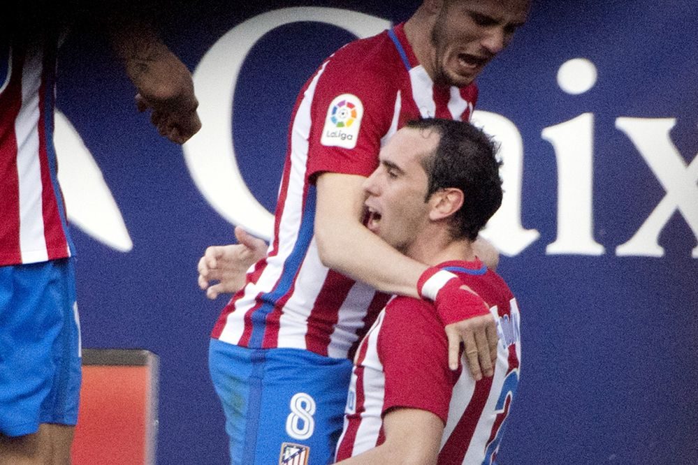 El Atlético Madrid del «Cholo» logró un contundente triunfo ante el Sevilla de Sampaoli