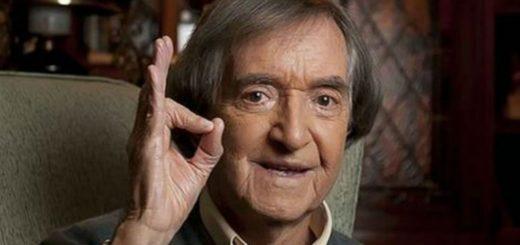 A los 91 años vuelve a la televisión Carlitos Balá