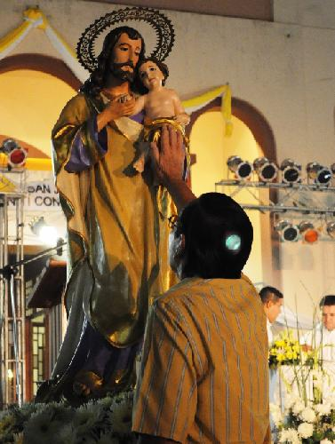 Posadas celebra mañana a su Santo Patrono, San José