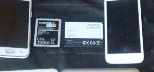 Recuperan celulares que habían sido vendidos por un peligroso asaltante detenido ayer en Oberá