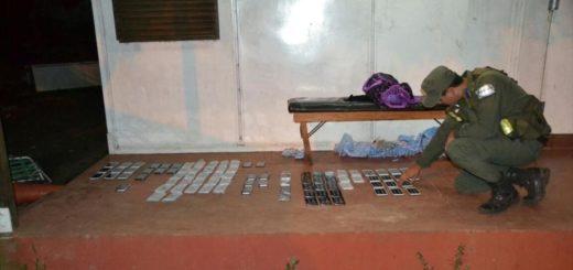 Detuvieron a 4 paraguayas con 158 celulares ilegales adosados a sus cuerpos: habían partido de Misiones