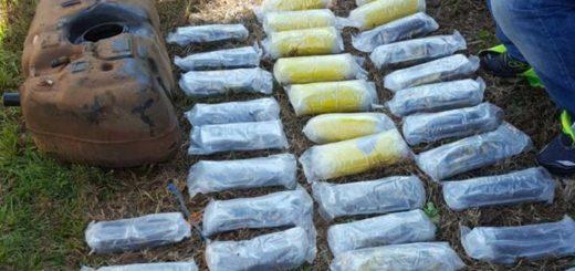 Atraparon a un brasileño en Corpus que llevaba 16 kilos de cocaína en el tanque del auto