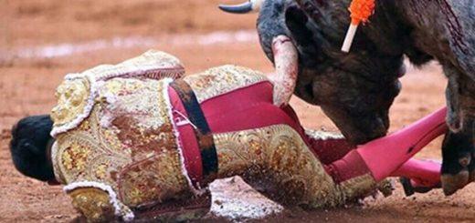 Video: Una terrible cornada hirió de gravedad a un torero mexicano