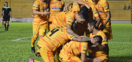Crucero y Argentinos igualaron 1 a 1 en Santa Inés