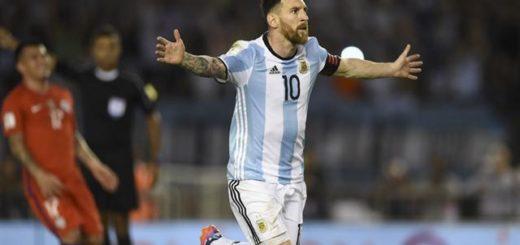 Con muy poco, Argentina le ganó a Chile y quedó en tercer lugar