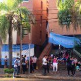 Posadas: empleados del Concejo Deliberante se suman a la protesta del SOEMP y se suspendió la sesión prevista para hoy