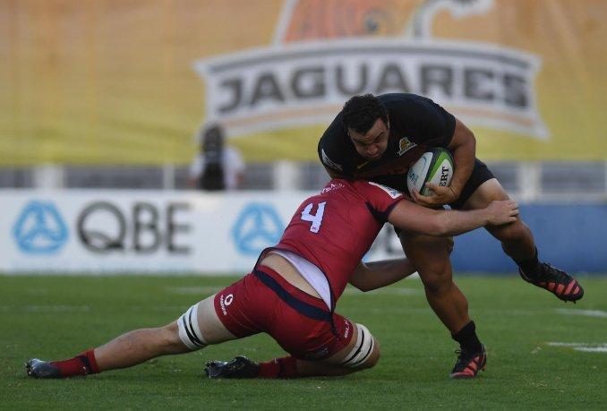 Rugby: Los Jaguares se impusieron ante los Reds y sumaron su tercer triunfo
