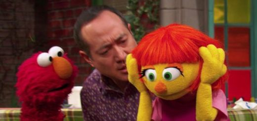 Plaza Sésamo presentó a Julia, su primer personaje con autismo