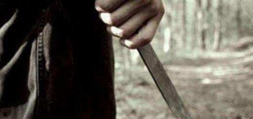 Candelaria: descontrolado y con un machete intentó agredir a su vecino