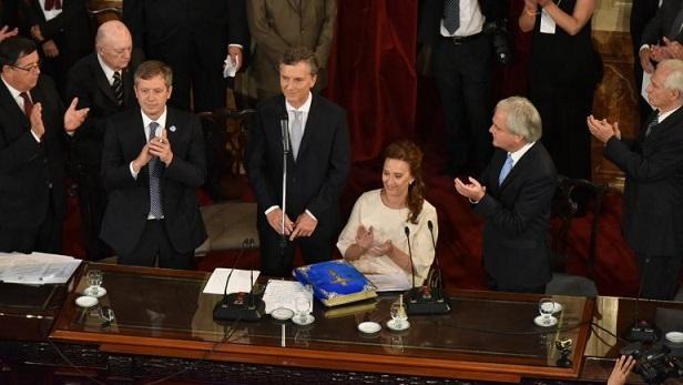Macri lleva al Congreso temas clave para su gestión