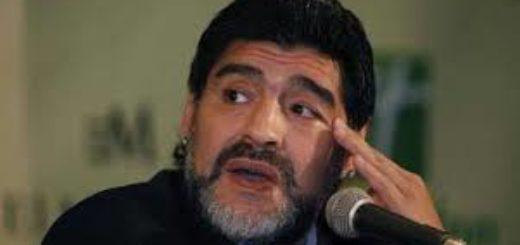 Diego Maradona Habló sobre la sanción a Messi