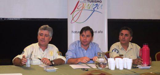 """En Iguazú ultiman los preparativos para el operativo """"semana santa 2017"""""""