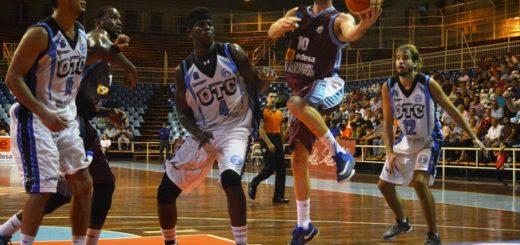 OTC no levanta y cerró su gira de visitante con otra caída: esta vez 84-73 frente a Salta Basket