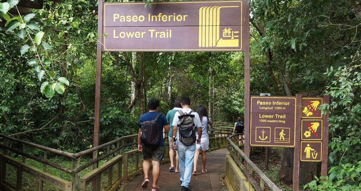 Cataratas del Iguazú: Hoy reabren el Circuito Inferior después de ...