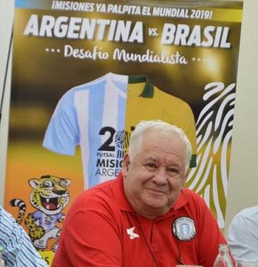 Pedro Bonettini se ilusiona con repetir la conquista del 94