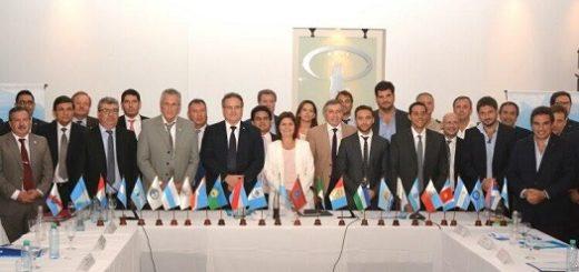 El ministro de Gobierno participó de la VI reunión del Consejo de Seguridad Interior en Mendoza