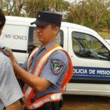 Despistó y fue detenido por conducir ebrio: Tenía 2,97 de alcohol en sangre