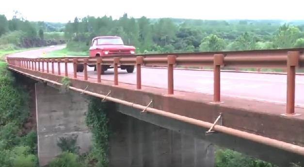 """Misterio sobre el puente del Yazá: """"Dicen que es el fantasma de una chica que cayó de un camión, a 15 días de casarse"""""""