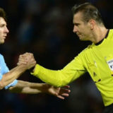 Furor por Messi: Argentina llegó al Hernando Siles y el 10 causó una revolución