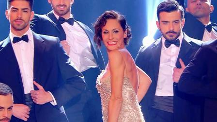 Solange Freyre, la argentina finalista de «Got Talent España» sigue emocionando