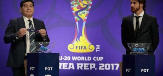 Selección Sub 20: Argentina debutará ante Inglaterra