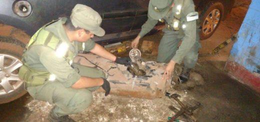 Cayó narco que había partido de Misiones con una carga de marihuana en el tanque de su camioneta