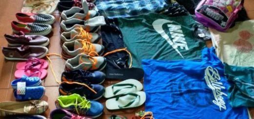 Posadas: robaron ropa de una tienda y los pescaron cuando la ofrecían a vecinos de Itaembé Miní