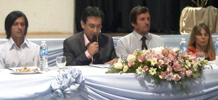 """El intendente de Montecarlo presentó un proyecto de """"Alcohol Cero"""" al volante"""