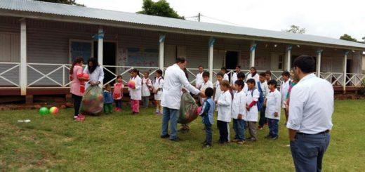 Cada 14 de marzo se recuerda en Argentina el Día Internacional de las Escuelas de Frontera