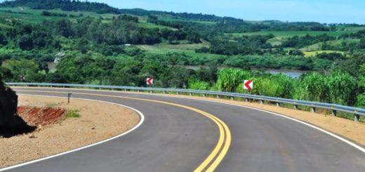 Vialidad concluyó el asfaltado de la ruta provincial N° 221