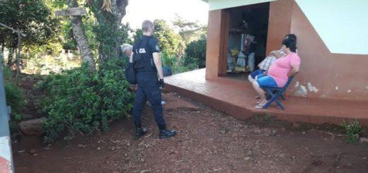 Campo Grande: la policía realizó un operativo integral de Seguridad Urbana