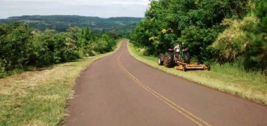 Vialidad provincial mejora tramos de las rutas 1 y 2