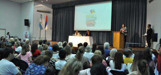 """Comenzó el 1er Congreso Infancia y Cultura: """"Territorios para pensar la infancia"""""""