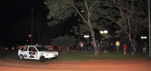Comenzó anoche el Campeonato Misionero de Rally