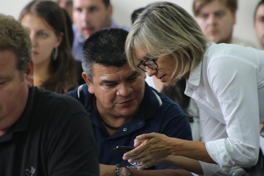 Profesorados de ETP inician la utilización de la Plataforma Guacurarí