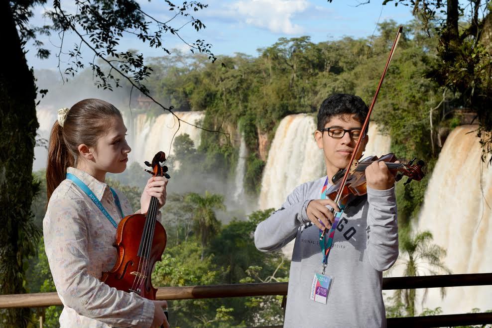 """Ya comenzaronlas audiciones virtuales para participar de la 8º Edición de """"Iguazú en Concierto"""""""