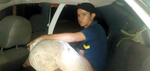 Iguazú: prisión preventiva para el joven que mató a palazos al tío y luego intentó cruzar nadando a Paraguay