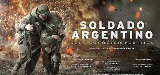 """""""Soldado argentino sólo conocido por Dios, se estrena este jueves con otra mirada sobre Malvinas"""""""