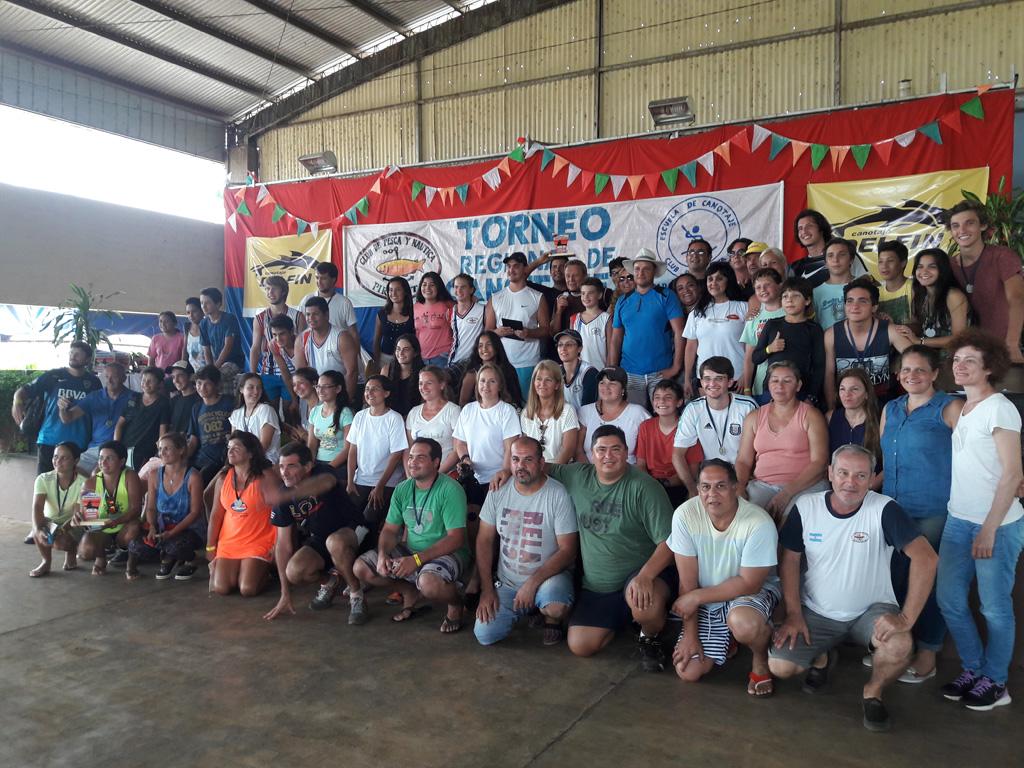Se realizó con éxito el Encuentro Regional de Canotaje: conozca a los ganadores de todas las categorías