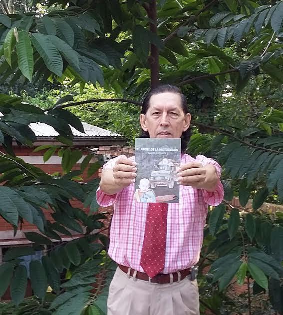 Hoy se presenta el libro «El ángel de la motosierra» en Eldorado