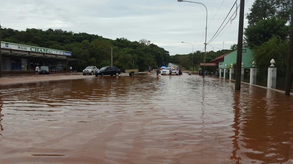 Lluvias en Misiones: Defensa Civil confirmó que todos los evacuados volvieron a sus hogares