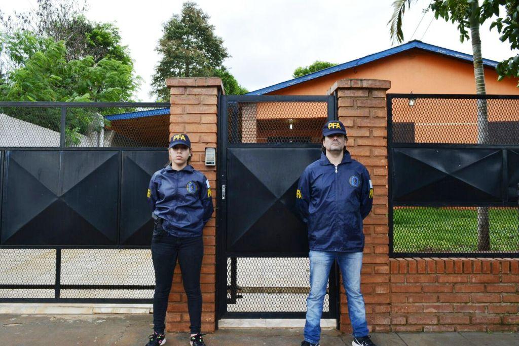 Iguazú: apresan a miembros de la PSA sospechados de formar una banda de asaltantes