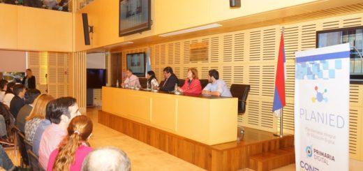 """Se desarrolló la reunión provincial de """"Facilitadores Técnicos Escolares"""" del Plan Nacional de Educación Digital"""