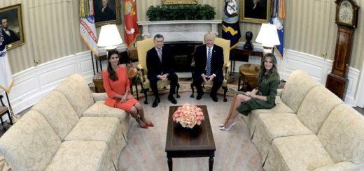Facilidades para ingresar a EE.UU., comercio, Venezuela y archivos de la dictadura, los temas del encuentro Trump-Macri